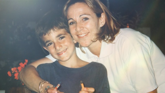 Ricky Rubio is fulfilling a promise he made to his mother