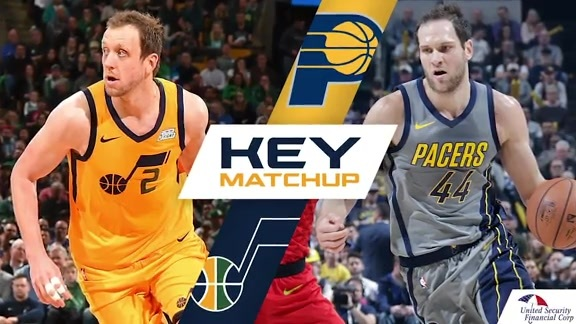 Key Matchup: Ingles vs. Bogdanovic