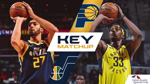 Key Matchup: Rudy Gobert vs. Myles Turner