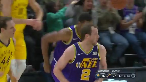 Highlights: Jazz 88 | Pacers 121