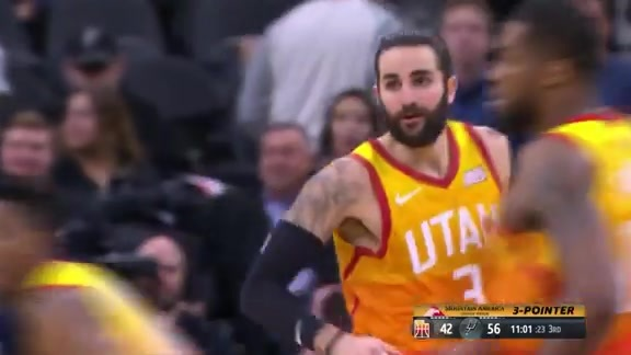 Highlights: Ricky Rubio—26 points, 3 3pm