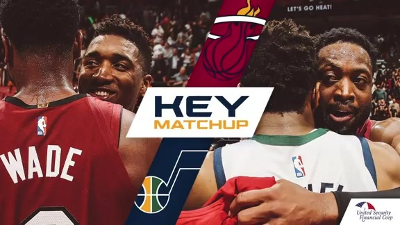 Key Matchup: Mitchell vs Wade
