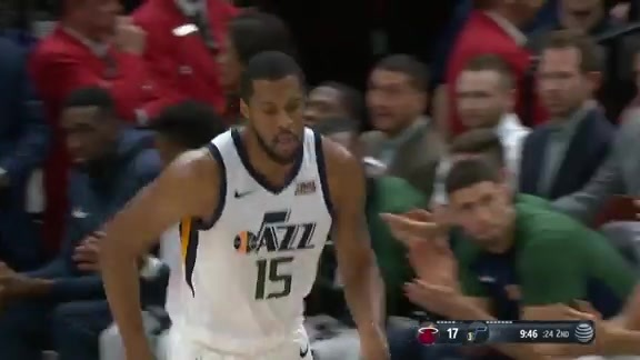 Highlights: Jazz 111 | Heat 84