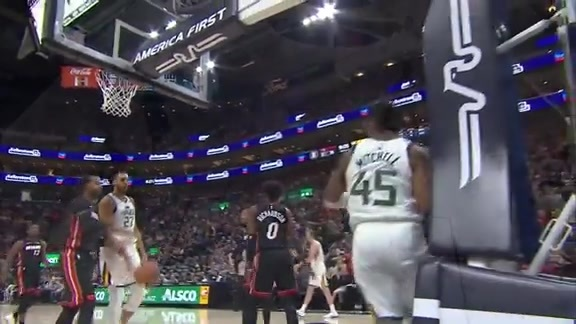 Highlights: Donovan Mitchell—21 points, 5 rebounds, 3 assists