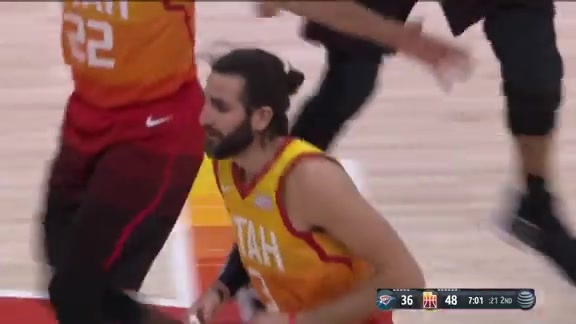 Highlights: Ricky Rubio—14 assists, 12 points, 3 steals
