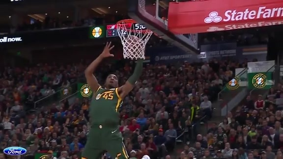 Dunks of the Week - 1.3.19
