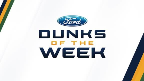 Dunks of the Week - 1.7.19