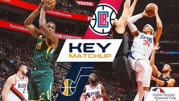 Key Matchup: Derrick Favors vs. Tobias Harris