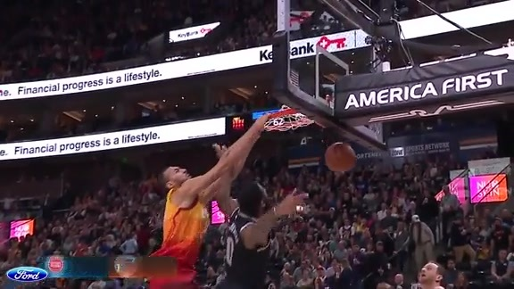 Dunks of the Week - 1.16.19