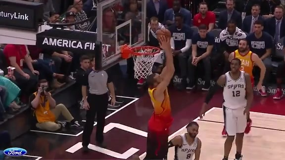 Dunks of the Week - 2.14.19
