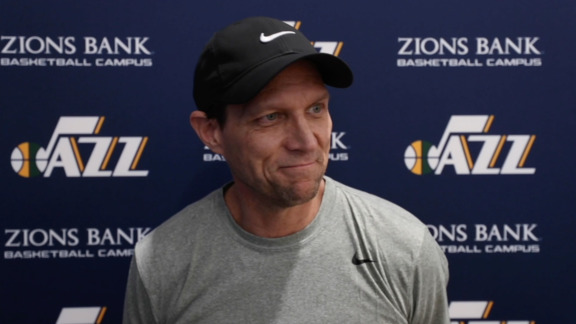 Coach Quin Snyder Practice Interview - 2.26.19