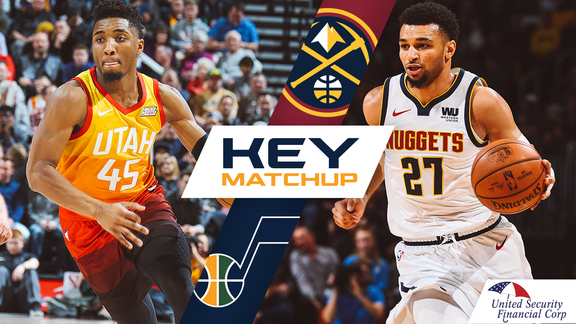 Key Matchup: Donovan Mitchell vs. Jamal Murray