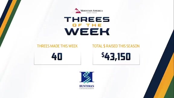 Threes of the Week - 3.11.19