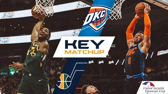 Key Matchup: Donovan Mitchell vs. Russell Westbrook
