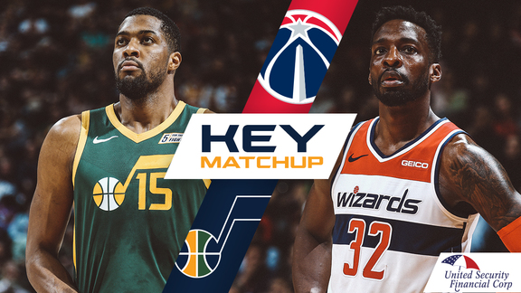 Key Matchup: Derrick Favors vs. Jeff Green
