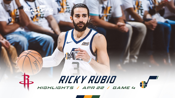 Highlights: Ricky Rubio—18 points, 11 assists