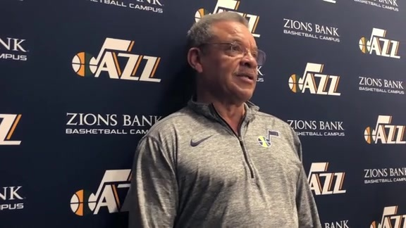 Predraft Workouts, 5.4—Walt Perrin, VP of Player Personnel