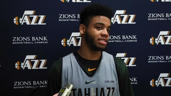 Predraft Workouts, 5.23–Juwan Morgan