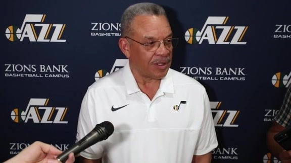 Predraft Workouts, 5.26–Walt Perrin, VP of Player Personnel