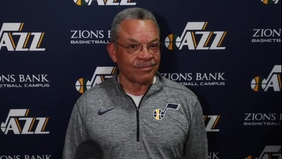 Predraft Workouts, 6.08–Walt Perrin, VP of Player Personnel