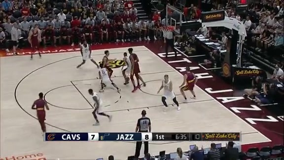 Summer League Highlights: Jazz 86 | Cavaliers 71