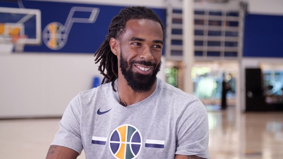 'I'm all in on winning': A sit-down with Mike Conley Jr.