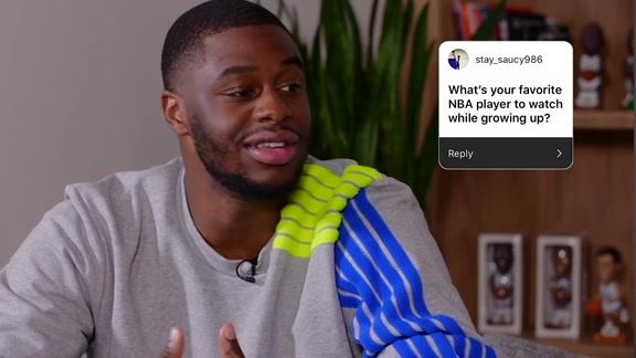 Emmanuel Mudiay answers Instagram questions
