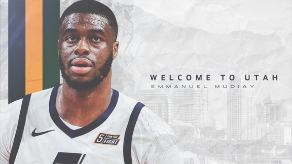 Get to know Emmanuel Mudiay