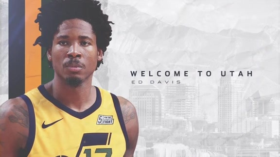 Ed Davis Sit-down Interview