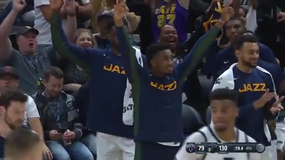 Highlights: Jazz 133 | 36ers 81