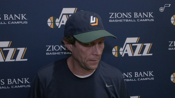 Practice Interviews: 10.13—Coach Quin Snyder