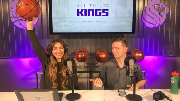 All Things Kings- Joerger Goes Young, CP3's Return and The Mailbag