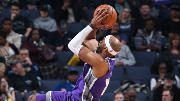 Vince Carter 5 Three-Pointers vs Grizzlies