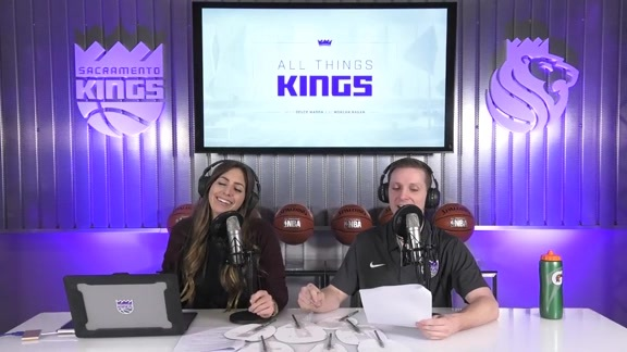All Things Kings - Doug Christie on Harry Giles & All-Star Snubs