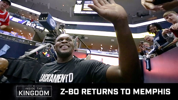 All Access: Z-Bo Returns to Memphis