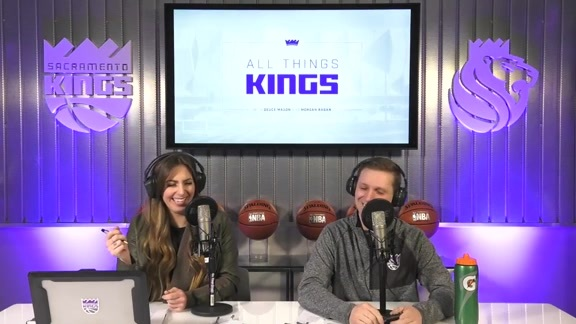All Things Kings - Former Kings Coach Garry St. Jean, Fox's Month & LeBron's Future