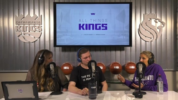 All Things Kings Podcast - Sacramento Kings Assistant Coach Jenny Boucek