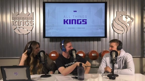 All Things Kings - Bogdan Bogdanovic on the Podcast
