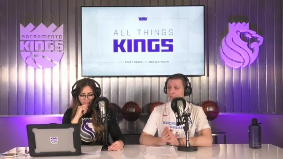 All Things Kings - Fox's Big Shots, Playoff Race and The Mailbag