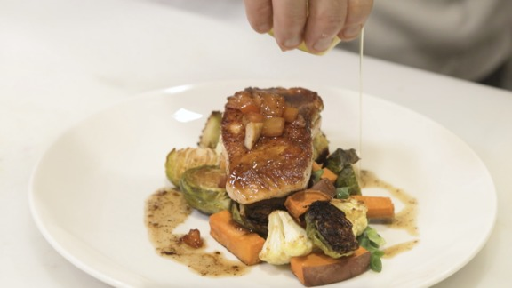 Raley's Off-Day Recipe: Pan-Seared Wild Salmon