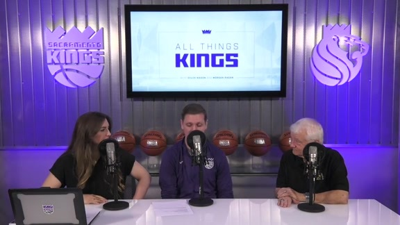 All Things Kings - Jerry Reynolds on the Podcast