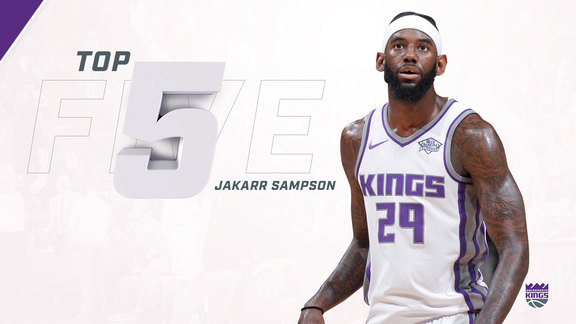 2017-18 Top 5: JaKarr Sampson