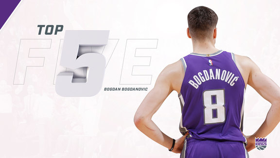 2017-18 Top 5: Bogdan Bogdanovic