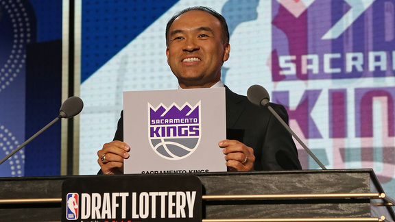 Kings Receive No. 2 Pick in 2018 NBA Draft
