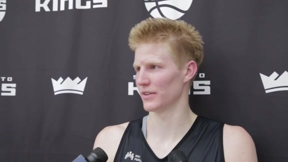 2018 Kings Pre-Draft Workout: Hayden Dalton