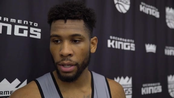 2018 Kings Pre-Draft Workout: E.C. Matthews