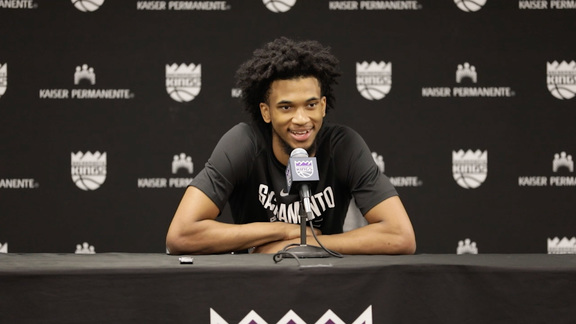 2018 Kings Pre-Draft Workout: Marvin Bagley III
