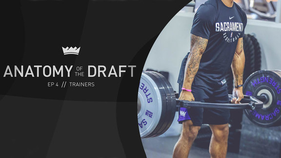 Anatomy of the Draft - Trainers