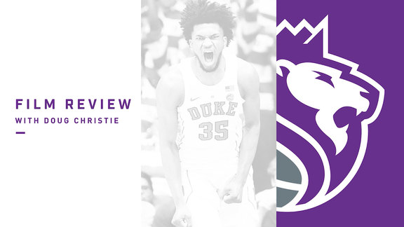 Film Review: Marvin Bagley III