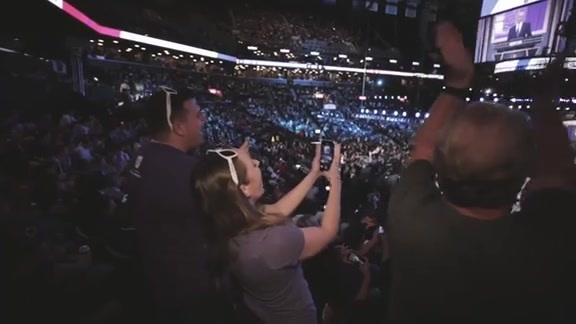 Kings Fans Celebrate MBIII Selection at Draft Party